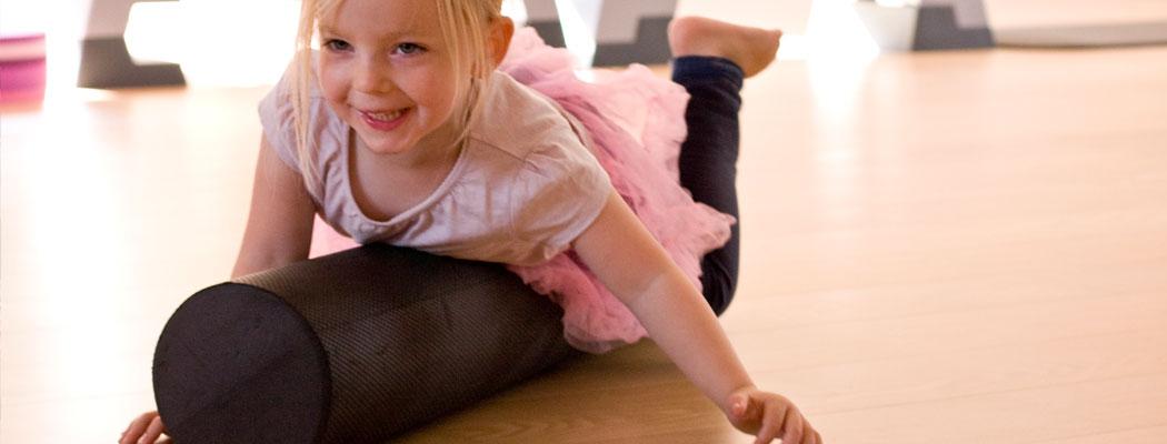 Børnefysioterapi
